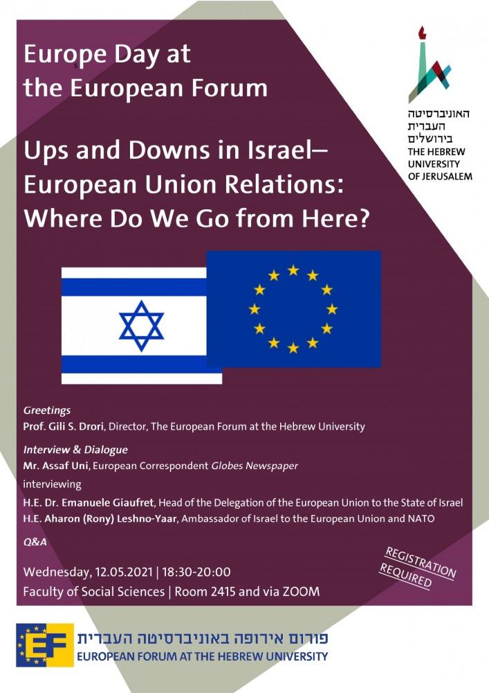 Europe Day Panel