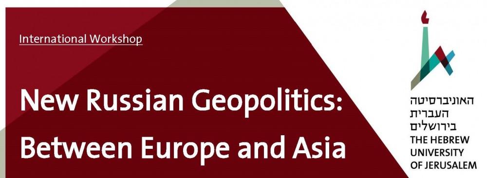New Russian Geopolitics