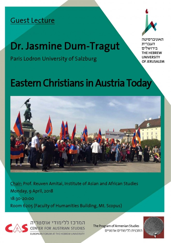 Eastern Christians in Austria Today