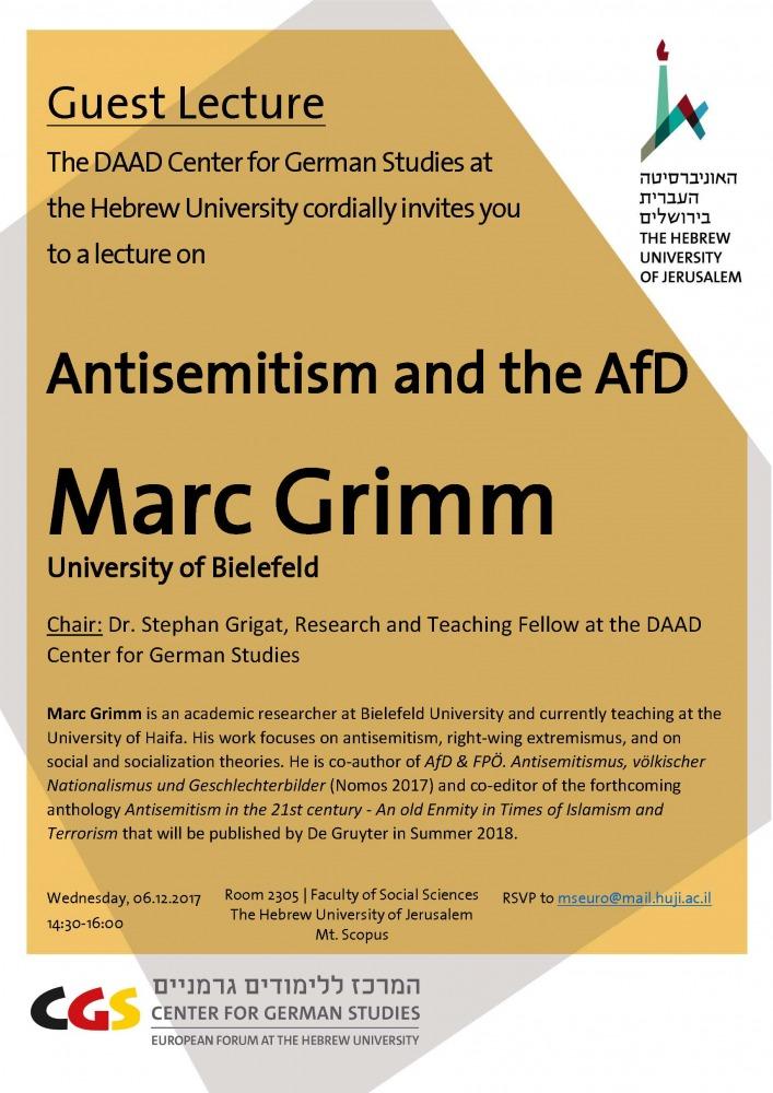 Invitation Grimm