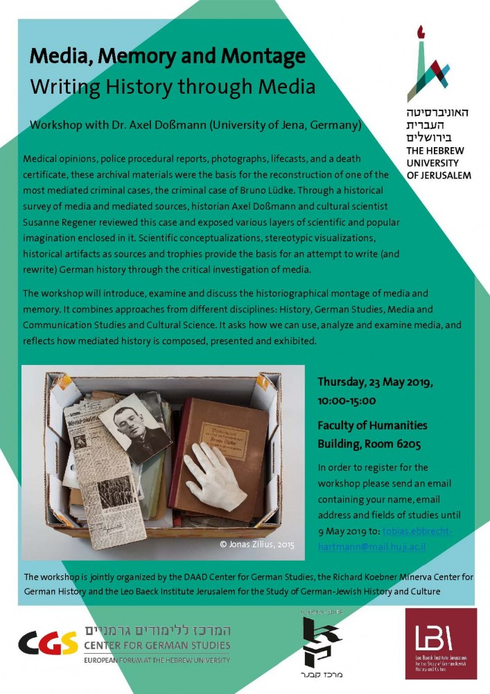 Mediated Histories