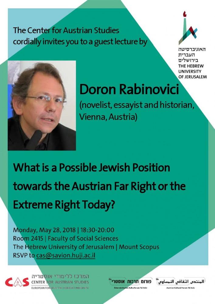 Invitation Rabinovici