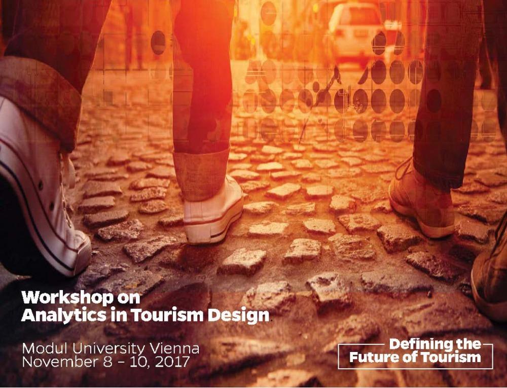 Analytics in Tourism Design